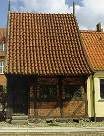 Det gamle hus i Køge