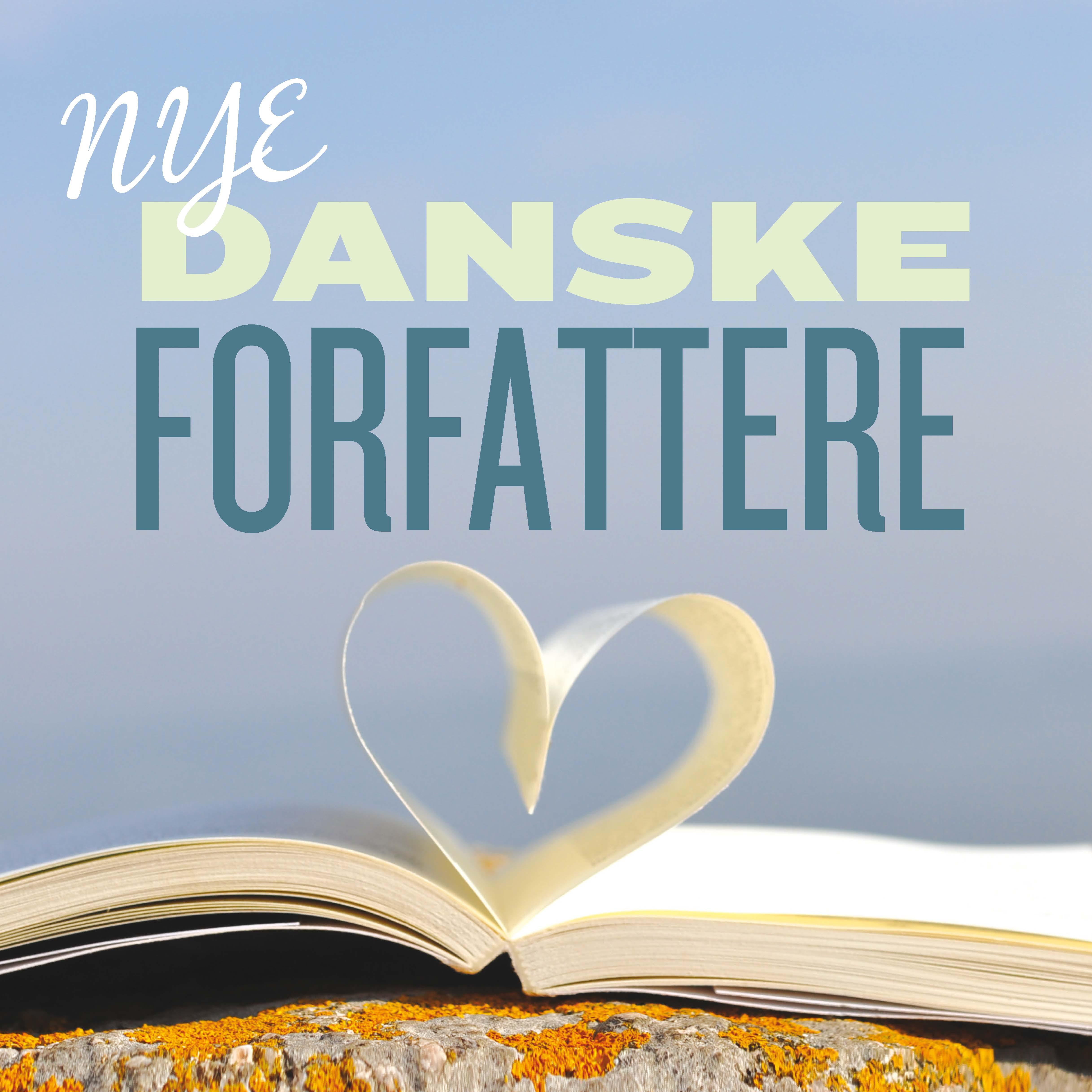 nyudkomne danske bøger