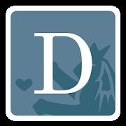 Logo for app'en Den Danske Ordbog