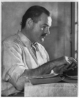 Ernest Miller Hemingway (1899-1961)