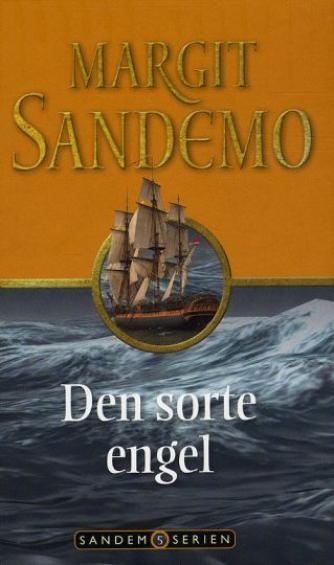 Margit Sandemo: Den sorte engel