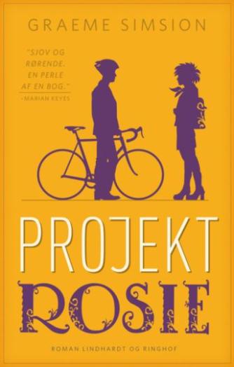 Graeme Simsion: Projekt Rosie : roman