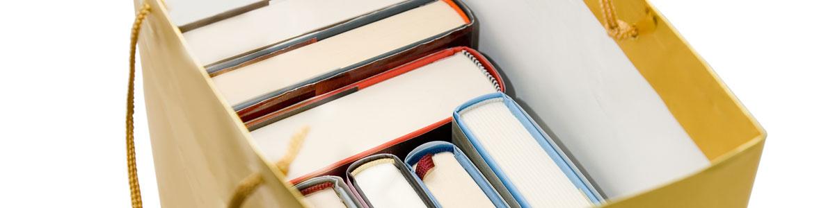 Foto: Bøger i pose