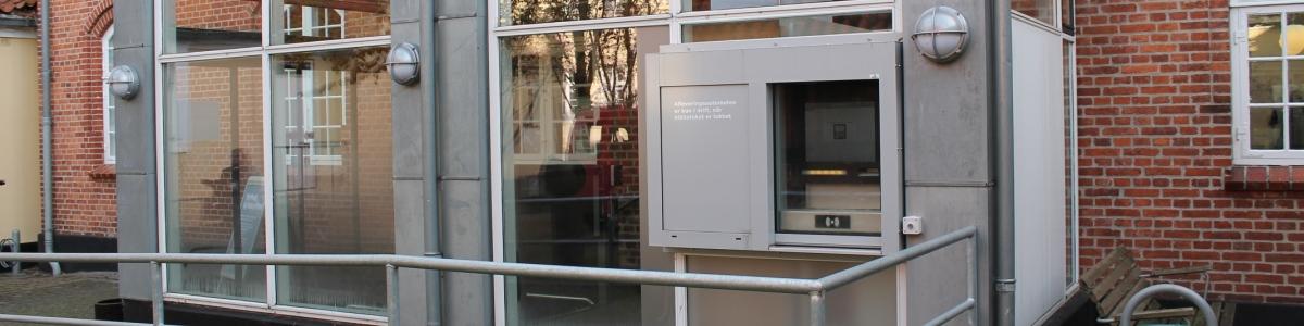 Afleveringsautomat