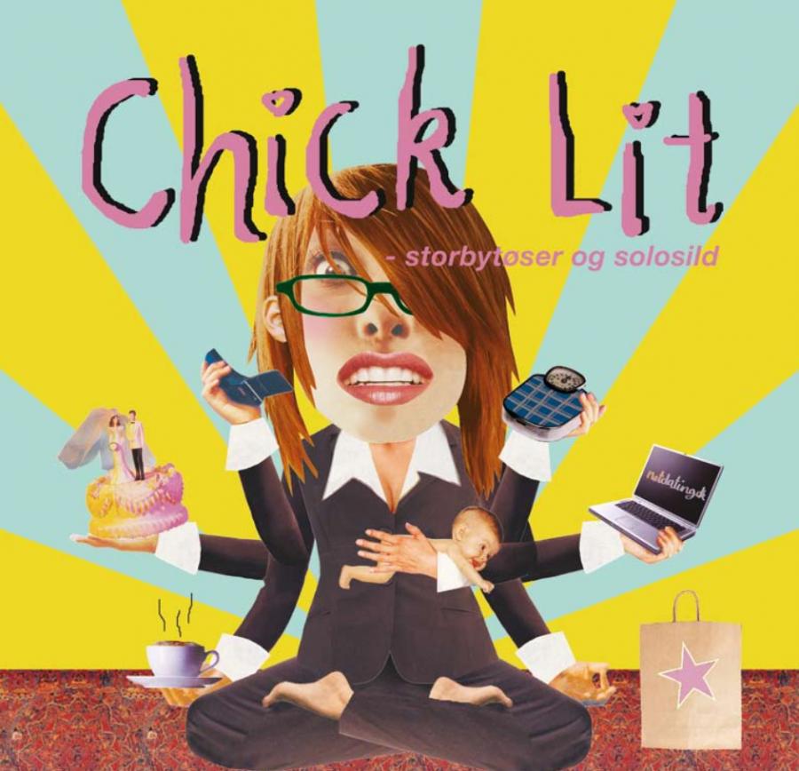 chick lit bøger på dansk
