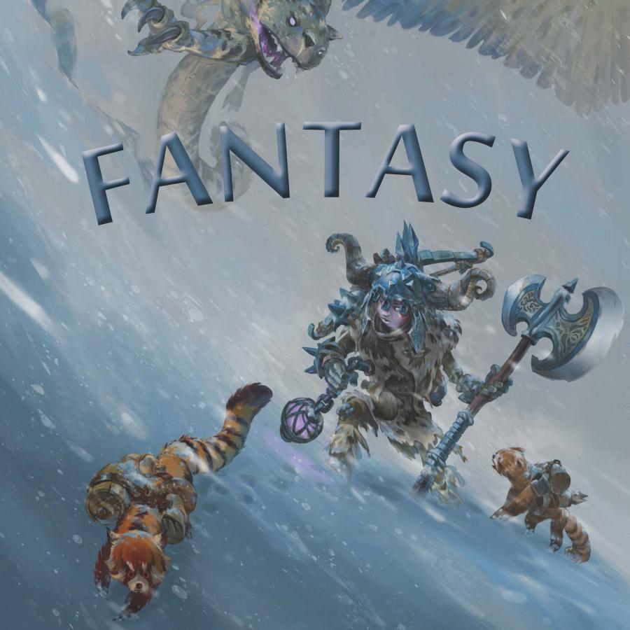 Fede fantasy-bøger til store børn