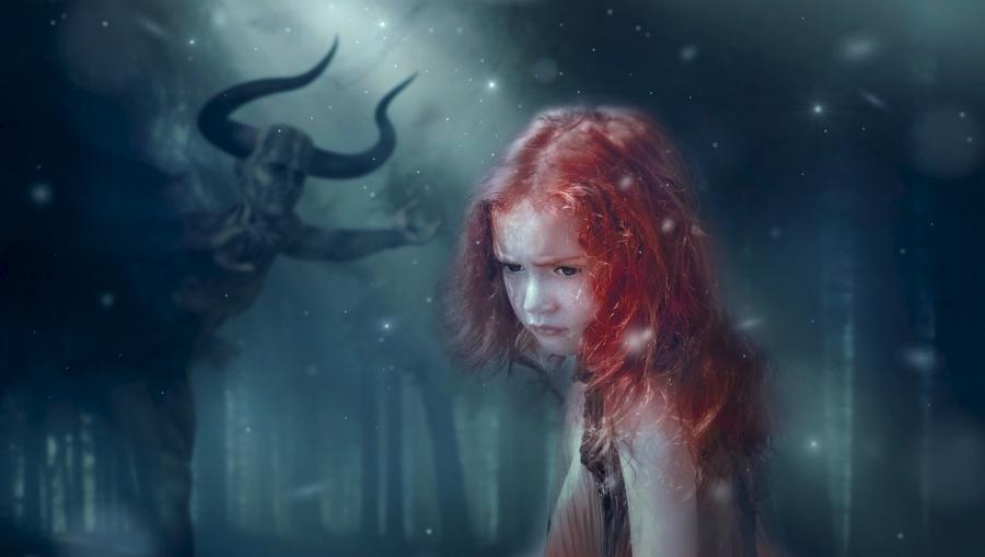 Forelsket i en vampyr