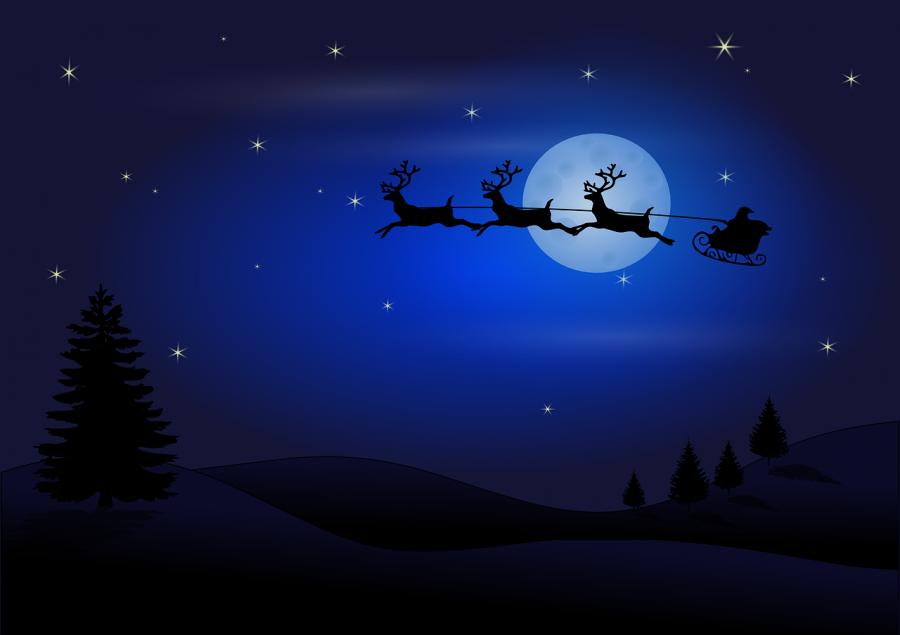 Julen bliver fejret på forskellig vis fra land til land