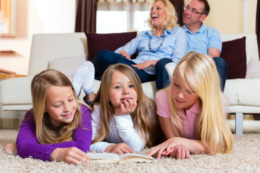 Børnebiblioteket, Højtlæsning