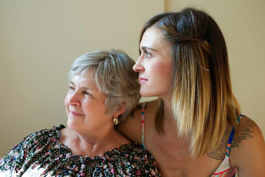 Båndet mellem mor og datter