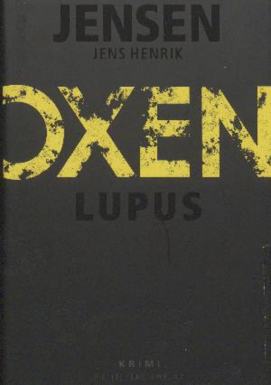 Lupus af Jens Henrik Jensen