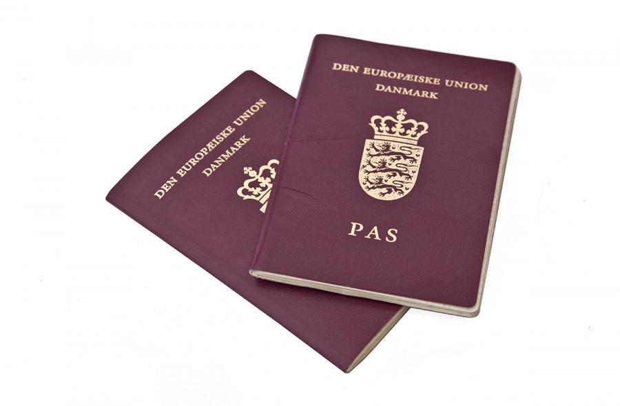 Nu skal du bestille tid til at få lavet pas i Borup