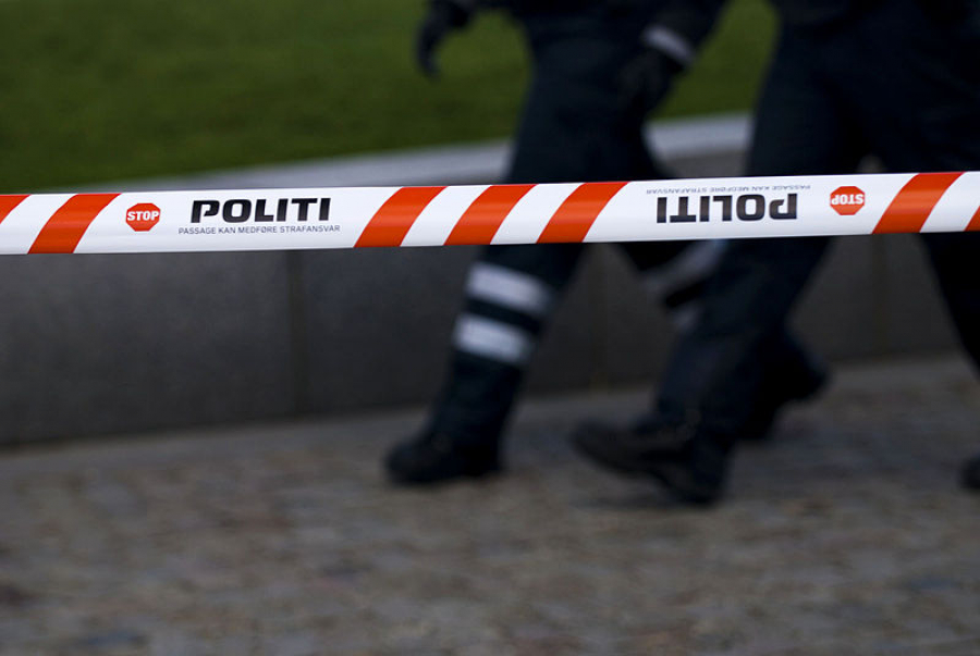 Politiafspærring