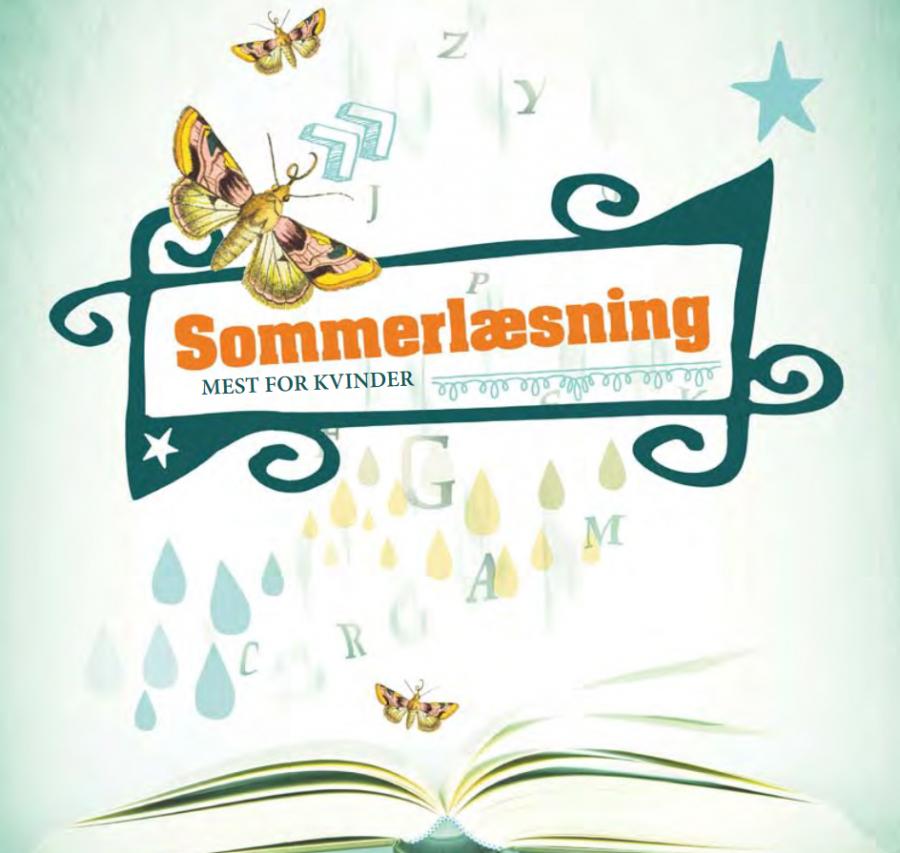 Sommerlæsning for voksne