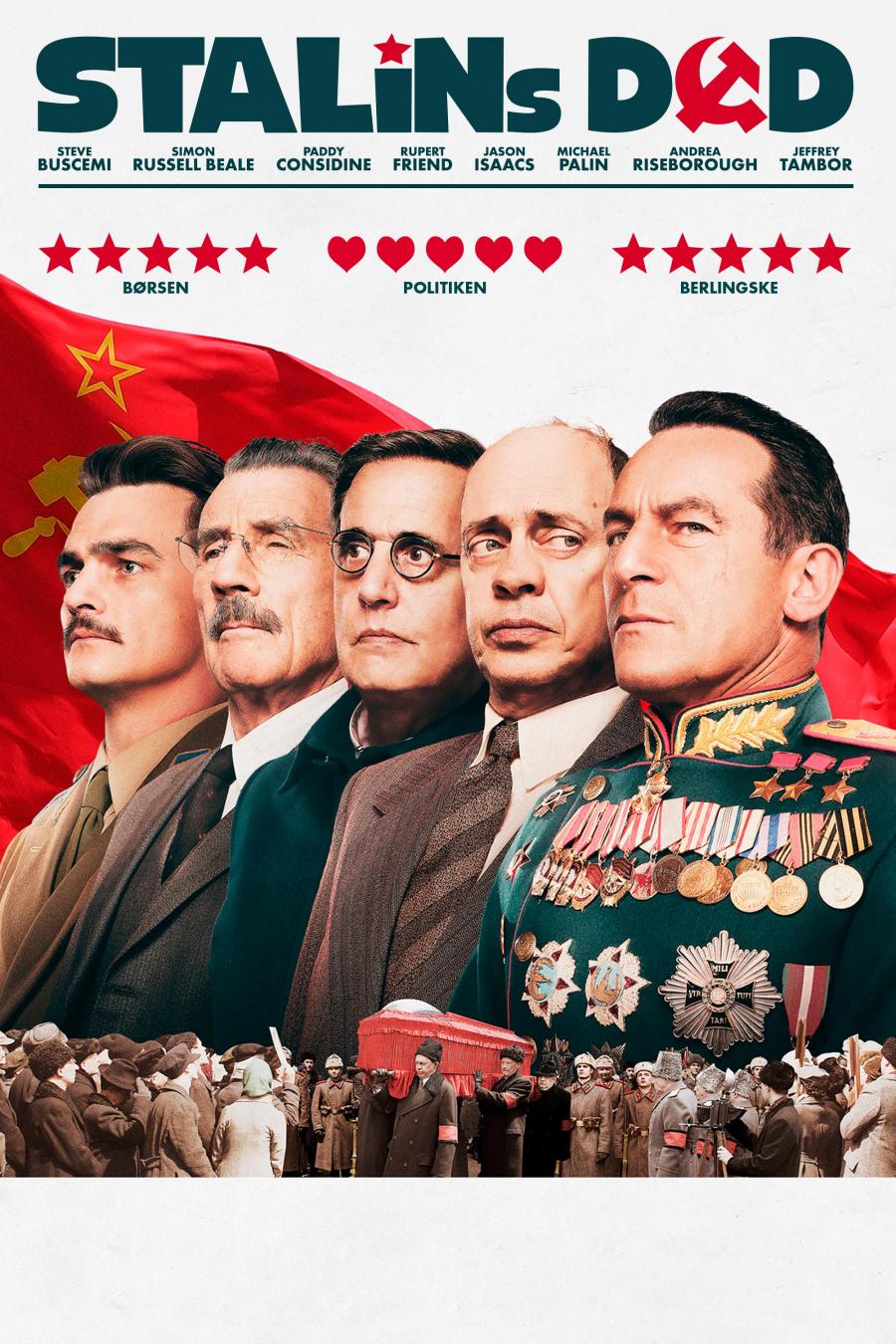 Se filmen Stalins død på Filmstriben