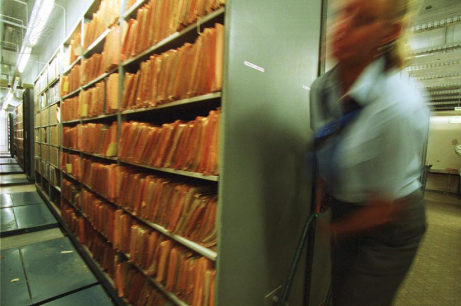 Stasis arkiver