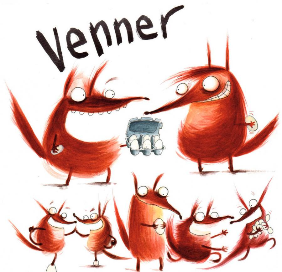 Venner & uvenner