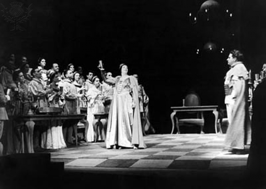 MacBeth er en af de mange operaer, som Verdi har komponeret