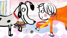 Lilli bliver vred, skrevet af Kim Fupz Aakeson, illustreret af Siri Melchior