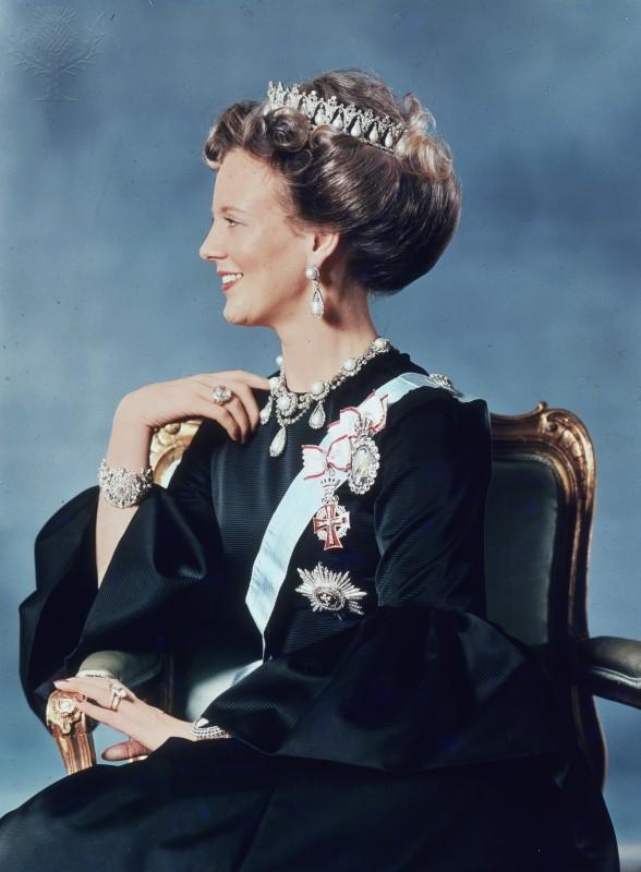 Hendes Majestæt Dronningen